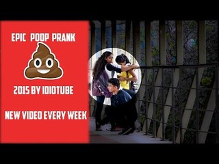 Epic Potty (Tatti) Prank In India - iDiOTUBE