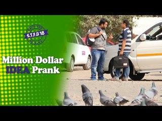 How To Be a Millionaire Prank - S.T.F.U 18 Pranks