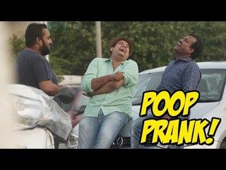 Hilarious Poop Prank! Man Begs People For Their TATTI - EPIC Reactions