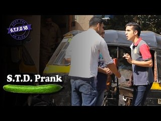 Hilarious STD Checkup Prank - S.T.F.U. 18 Pranks