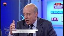 """Alain Juppé : """" Est-ce que Nicolas Sarkozy n'est pas l'establishment? """""""