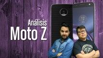 Motorola Moto Z: Análisis, características y opinión en español