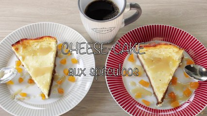 Recette Cheesecake Minceur Spéculoos