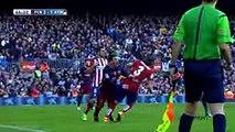 10 Worst Tackles _ Brutal Fouls on Lionel Messi