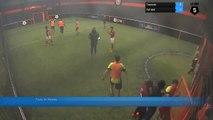 Faute de Nicolas - Tradelab Vs Full Ball - 10/11/16 20:00 - Paris (La Chapelle) (LeFive) Soccer Park