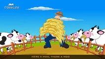 Edewcate english rhymes - Old McDonald had a farm classic nursery rhyme