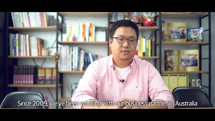 Payoneer Stories- Jaeseob Lee, CEO of Krade International, Helps SMEs Export their Products Globally