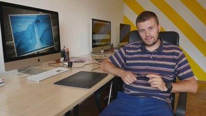 Payoneer Stories- Boris Borisogljepski, Creative Director at Brandbusters
