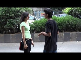 Boy Asking for BRA from Girls (SHOCKING REACTIONS) Funk You (Prank in India)