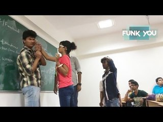 VIOLENCE IN CLASSROOM Social Experiment (Prank in India)