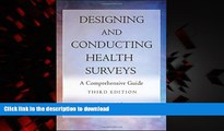 Buy book  Designing and Conducting Health Surveys: A Comprehensive Guide