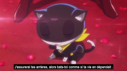 Introducing Morgana de Persona 5