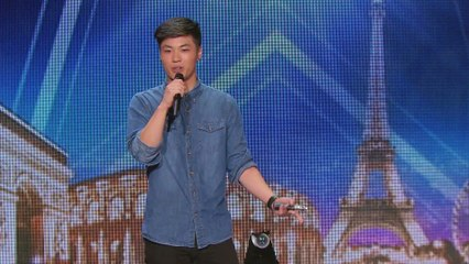 Micheal Lee - France's Got Talent 2016 - Week 2