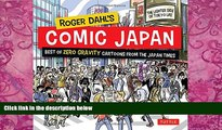 Books to Read  Roger Dahl s Comic Japan: Best of Zero Gravity Cartoons from The Japan Times-The