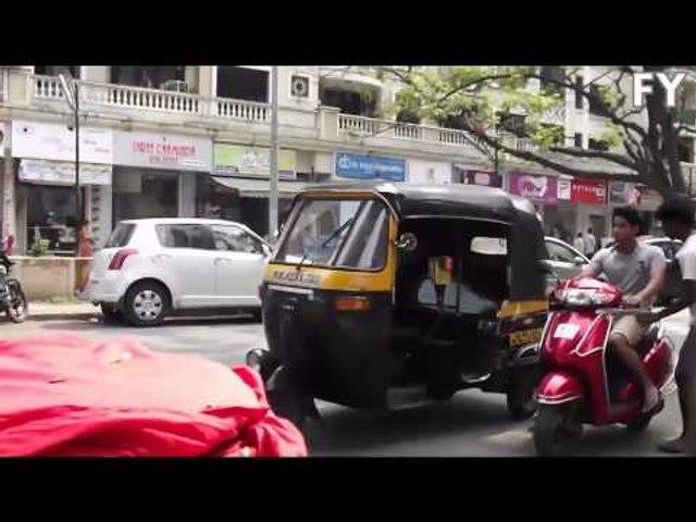 Prank with Rickshaw drivers in Mumbai by Funk You. (Prank in India)