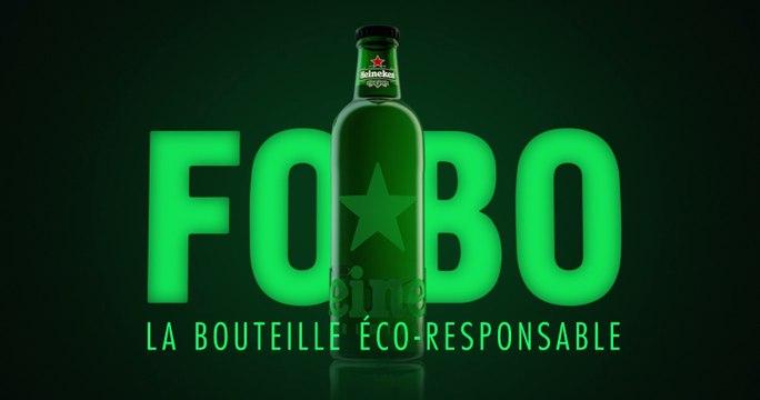 Fobo - La bouteille éco responsable