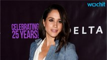 Meghan Markle Leaves Suits To Deal With Harry Attention