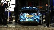 D!CI TV : Hautes-Alpes : 3ème jour d'essai pour la Ford Fiesta WRC à Laborel.