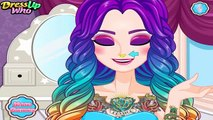 Elsa Tattoo Removal Makeover - Game - Frozen Games