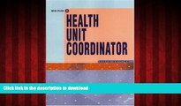 liberty books  Being A Health Unit Coordinator (5th Edition) online to buy