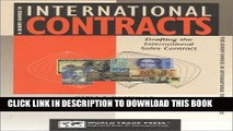 [PDF] A Short Course in International Contracts: Drafting the International Sales Contract--or