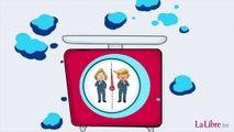 Election américaine : Le vote par catégories en une animation