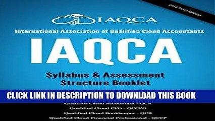 [PDF] IAQCA Syllabus Booklet: International Association of Qualified Cloud Accountants Full Online
