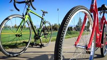 Les pneus increvables et sans air