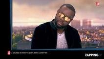 NRJ Music Awards 2016 – Maître Gims: Découvrez son visage sans lunettes (Vidéo)