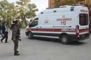 Derik Kaymakamı Ambulansla Gaziantep' E Sevkedildi