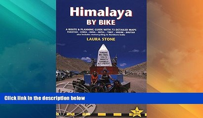 Buy NOW  Himalaya by Bike: A Route And Planning Guide For Cyclists And Motor Cyclists  Premium