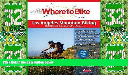 Big Sales  Where to Bike Los Angeles Mountain Biking: Best Mountain Biking around Los Angeles