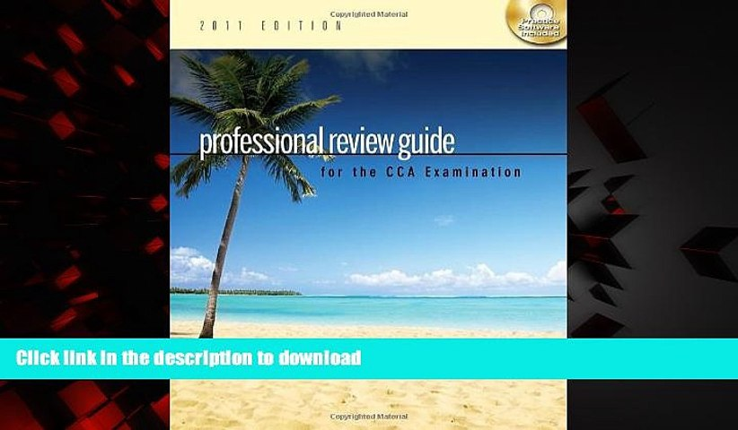 liberty book  Professional Review Guide for the CCA Examination, 2011 Edition (Flexible Solutions