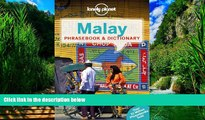 Big Deals  Lonely Planet Malay Phrasebook   Dictionary  Full Ebooks Best Seller