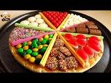 PEANUT BUTTER & JELLY DESSERT PIZZA