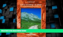 Deals in Books  Cycle Touring in Spain: Eight detailed routes  Premium Ebooks Best Seller in USA
