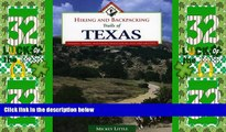 Deals in Books  Hiking and Backpacking Trails of Texas: Walking, Hiking, and Biking Trails for All