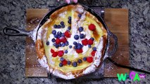 We Made Chrissy Teigen's Dutch Baby Pancake & It Was Mind-Blowing