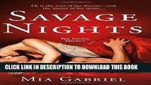 [PDF] Savage Nights: The Savage Trilogy Full Collection