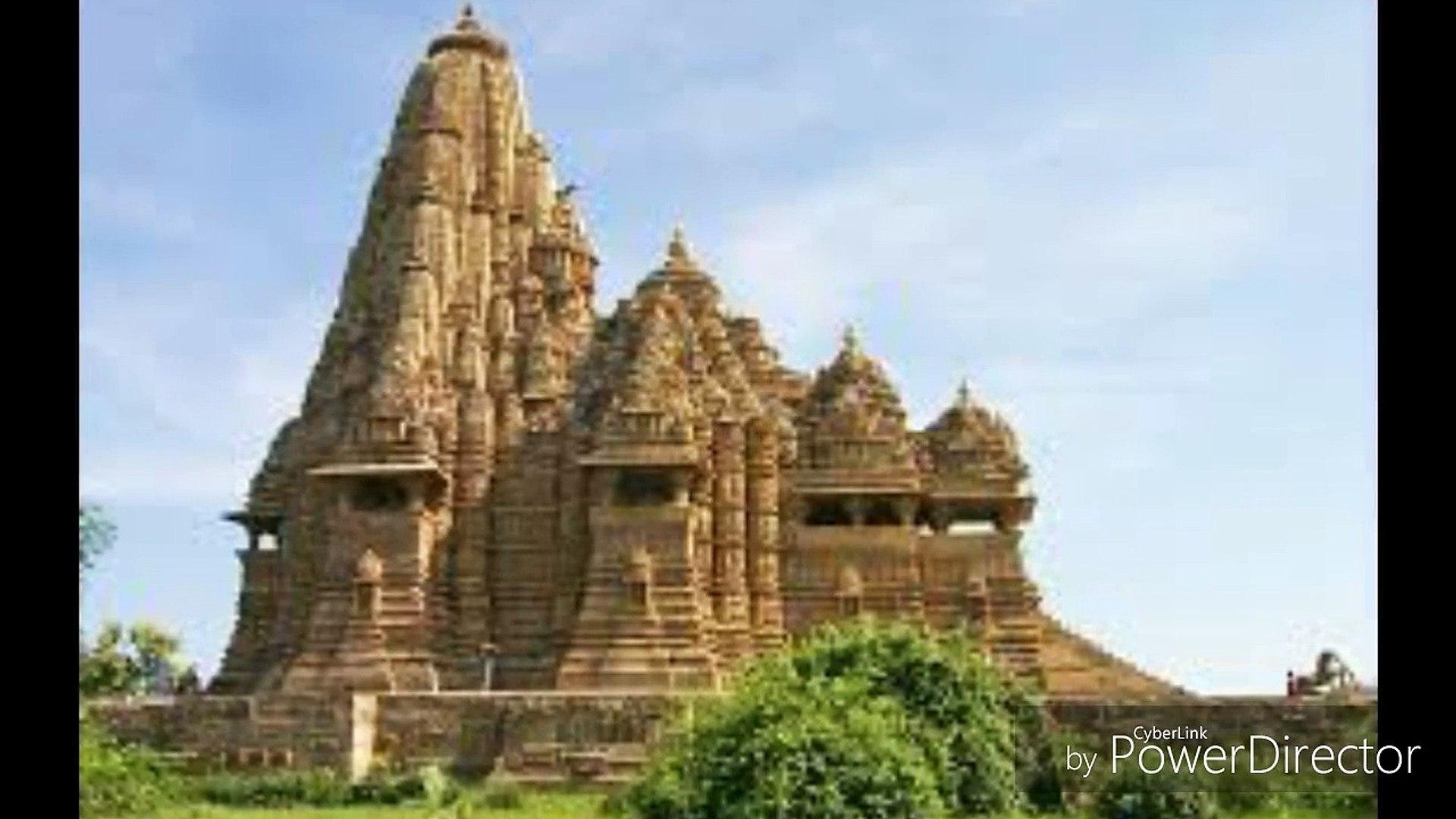 Kandariya Mahadeva Temple(khajuraho temple) | History of Khajuraho Temples