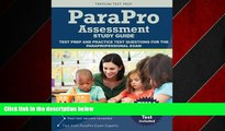 FREE PDF  Parapro Assessment Study Guide: Test Prep and Practice Test Questions for the