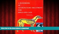 liberty book  A Handbook of Acupuncture Treatment for Dogs and Cats online for ipad