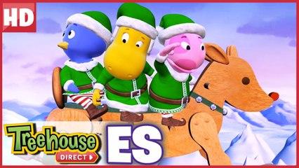 ¡Los Backyardigans están en el caso! ¡Elfos de acción al rescate!   Treehouse Direct Clips