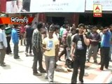 Chit fund cheating: agents and depositors agitate in Siliguri