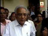 Former Finance minister Asim Dasgupta condemns attack on Amit Mitra in delhi