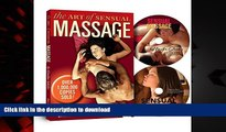 Buy books  The Art of Sensual Massage: Book and 2 DVD Set online pdf