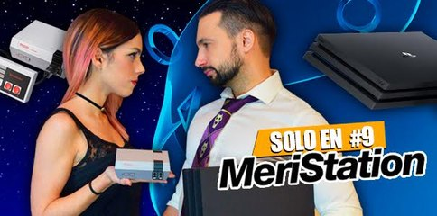 Solo en MeriStation #9: ¿NES Mini o PS4 PRO? Dishonored 2 y Akuma