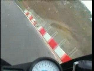 Valentino Rossi Yamaha r1 Vs Porsche Gt3