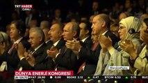 Recep Tayyip Erdoğan / Dünya Enerji Kongresi / 23th World Energy Congress & İstanbul / 10 Ekim 2016