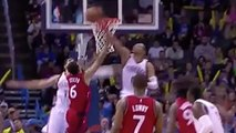 Russell Westbrook Swats Ball Into Parallel Universe